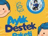 AYLIK DESTEK PAKETİ